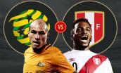 Xem trực tiếp bóng đá World Cup 2018 Australia vs Peru tốt nhất