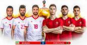 Xem trực tiếp bóng đá World Cup 2018 Bồ Đào Nha vs Iran tốt nhất