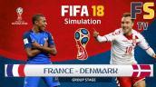 Xem trực tiếp bóng đá World Cup 2018 Đan Mạch vs Pháp tốt nhất