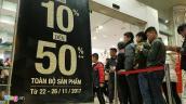 Bỏ quy định siêu thị khuyến mại 1 năm 3 lần, bán cả lễ Tết