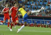 Kết quả tỷ số trận Serbia vs Brazil, bảng E World Cup 2018
