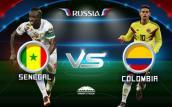 Link xem trực tiếp bóng đá World Cup 2018 Senegal vs Colombia, bảng H lúc 21h00 ngày 28/6
