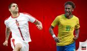 Xem trực tiếp bóng đá World Cup 2018 Brazil vs Serbia tốt nhất
