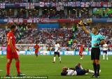Trực tiếp bóng đá World Cup 2018 Anh vs Bỉ (England vs Belgium) bảng G lúc 1h00 ngày 28/6
