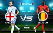 Link xem trực tuyến bóng đá Anh vs Bỉ, bảng G World Cup 2018 lúc 1h00 ngày 29/6