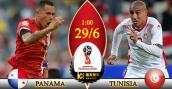 Xem trực tiếp bóng đá World Cup 2018 Tunisia và Panama tốt nhất