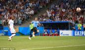 Kết quả bóng đá World Cup 2018 Uruguay vs Bồ Đào Nha: Tấn công sắc lẹm, giành vé xứng đáng