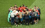 Kết quả bóng đá Tây Ban Nha vs Nga: