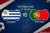 Link xem trực tiếp bóng đá Uruguay vs Bồ Đào Nha, vòng 1/8 World Cup 2018 lúc 1h00 ngày 1/7