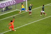 Kết quả bóng đá World Cup 2018 Brazil vs Mexico: Samba thăng hoa trên đất Nga