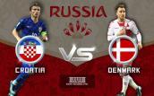 Link xem trực tiếp bóng đá World Cup 2018 Croatia vs Đan Mạch, vòng 1/8 lúc 1h00 ngày 2/7