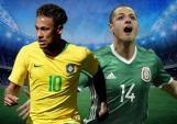 Xem trực tiếp bóng đá World Cup 2018 Brazil vs Mexico tốt nhất