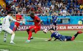 Kết quả bóng đá Bỉ vs Nhật Bản, vòng 1/8 World Cup 2018 lúc 1h00 ngày 3/7