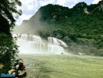 Thiên nhiên tuyệt đẹp của non nước Cao Bằng
