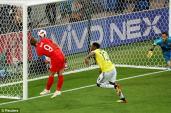 Kết quả bóng đá Colombia vs Anh, vòng 1/8 World Cup 2018: Bản lĩnh phi thường, rộng đường tứ kết