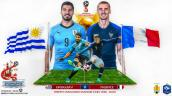 Xem trực tiếp bóng đá World Cup 2018 Pháp vs Uruguay tốt nhất