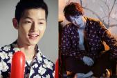 Khoan bàn đến diễn xuất, chỉ xét riêng về độ manly thì Song Luân thực sự ăn đứt Song Joong Ki trong cùng Hậu duệ mặt trời