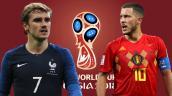 Xem trực tiếp bóng đá World Cup 2018 Pháp vs Bỉ tốt nhất