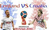 Xem trực tiếp bóng đá World Cup 2018 Anh vs Croatia tốt nhất