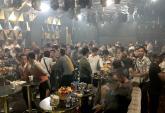 Gần trăm dân chơi phê ma túy tập thể trong quán bar ở Sài Gòn