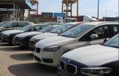 Hàng trăm xe sang BMW phơi nắng phơi mưa bị tái xuất về Đức