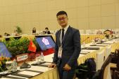 PV báo ĐS&PL đại diện Việt Nam dự Tàu Thanh niên Đông Nam Á – Nhật Bản 2018