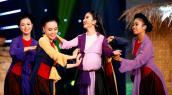 Quỳnh Lam mắc lỗi hóa trang bụng bầu, bị Công Ninh, Hữu Quốc chê