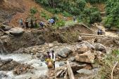 Yên Bái: Một huyện bị thiệt hại hàng chục tỷ đồng sau bão số 3