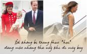 Để không dính sự cố váy áo như Công nương Kate và Đệ nhất phu nhân Melania thì cứ lựa đồ ra sân bay thế này