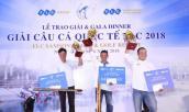 300 cần thủ tranh tài trong Giải câu cá Quốc tế FLC 2018 tại Quy Nhơn