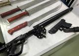 60 thanh niên vác súng, mã tấu hẹn nhau hỗn chiến