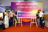 Vinpro, Samsung, VietnamMobile tạo