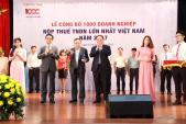 Vietjet thuộc top 100 doanh nghiệp nộp thuế lớn nhất Việt Nam năm 2017