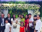 Nhã Phương, Minh Hằng đẹp hơn cô dâu khi chọn đồ đi dự đám cưới anh, chị em ruột
