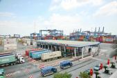 TP.HCM: Cảng Cát Lái đang tồn đọng gần 45.000 container