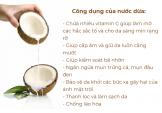 5 công thức mặt nạ từ nước dừa cho làn da trắng mịn như trứng gà bóc