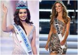 Nhan sắc khó cưỡng của hai Hoa hậu đẹp nhất thế giới
