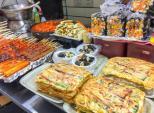 Sức hấp dẫn của món ăn đường phố Hàn - Đài - Thái