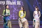 Cô gái từng đi phụ hồ lột xác ở Hoa hậu Việt Nam