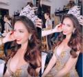 Lý do gì khiến vòng 1 của hoa hậu Phan Thị Mơ tăng size bất thường đến thế?
