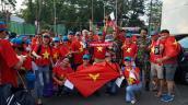 """""""Cháy"""" tour đi Indonesia cổ vũ Olympic Việt Nam đá bán kết ASIAD 2018"""