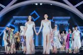 Hoa hậu Mỹ Linh, Kỳ Duyên đẹp như