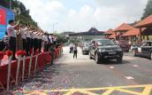 Khai trương tuyến du lịch tự lái xe qua biên giới Việt-Trung