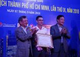 Trao Giải thưởng Báo chí Du lịch TP Hồ Chí Minh lần IX năm 2018