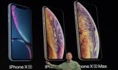 Lộ giá bán iPhone Xs, iPhone Xs Max và iPhone Xr tại Việt Nam