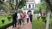9 tháng, khách du lịch đến Hà Nội ước đạt trên 19,7 triệu lượt