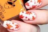 Gợi ý mẫu nail xinh lung linh cho cô nàng mùa Trung thu