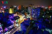"""""""Phố Tây"""" Sài Gòn nhộn nhịp về đêm"""