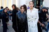 Hội ngộ ở Paris Fashion Week, Kỳ Duyên đánh sập mỹ nhân không tuổi Dara cả thần thái lẫn vóc dáng