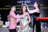Minh Tú dự thi Hoa hậu Siêu quốc gia, tiết lộ thêm biệt danh